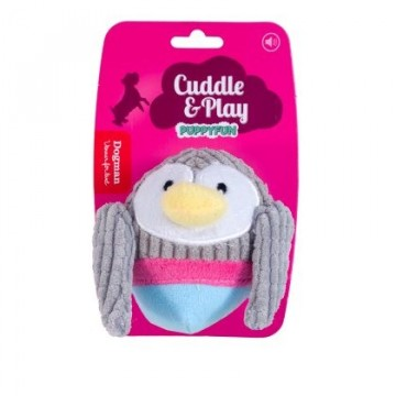 Cuddle & Play Ugle