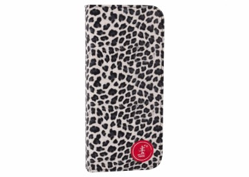 Yento Scissor Shear Pouch Leopard print for 12 scissors - 28x12,5cm