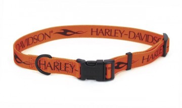 Harley-Davidson® Adjustable Collar ORN Small