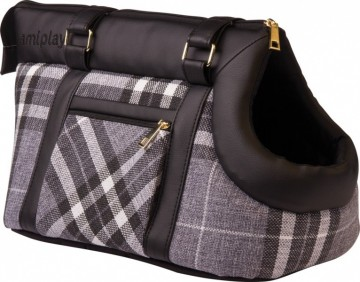 Pet Carrier Kent - Svart Small