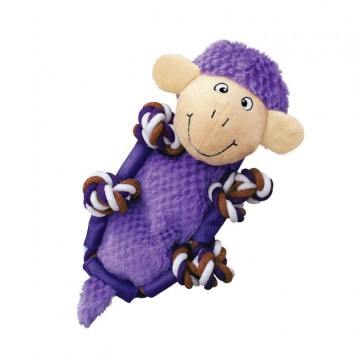 KONG Barnyard Knots Sheep Small