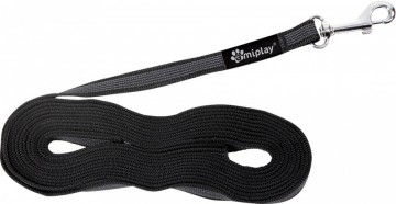 Rubber Sporline - Svart 10 meter