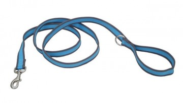 Pet Attire® Pro Leash-Bright Blue