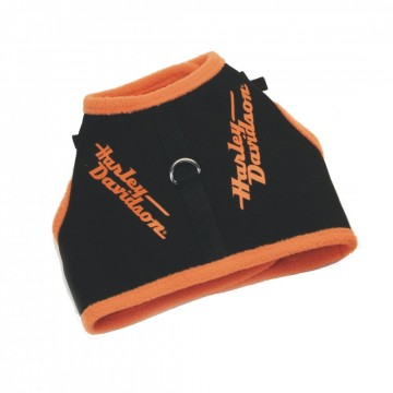 Harley-Davidson® Adjustable Vest Style Dog Harness