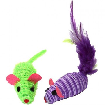 Fiesta Mice Cat Toy