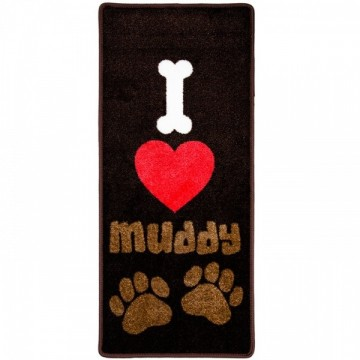 Stop Muddy Paws - I Love