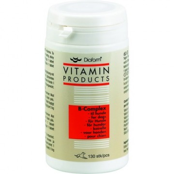 B Vitaminer 130 stk