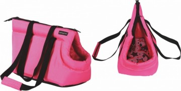 Pet Carrier Crazy - Rosa Large