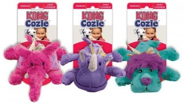 Kong Cozie Brights Medium