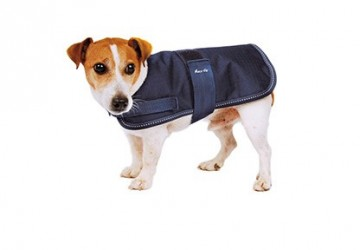 Max+Co All Weather Dog Coat - Blå