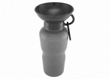 Highwave Auto Dog Mug Leaktight Stone Grey 650ml