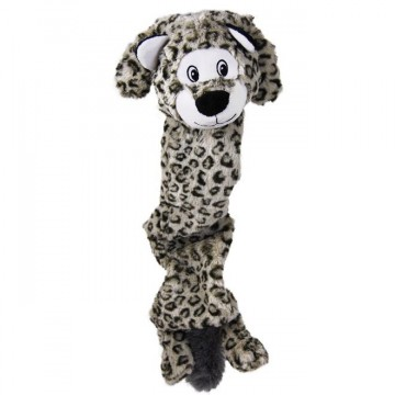 KONG Stretchezz Jumbo Snow Leopard X-Large