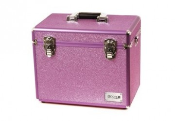 Groom-X Grooming Case Portable Glitter Lilla
