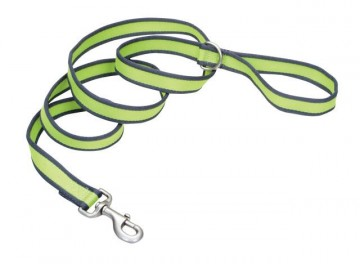 Pet Attire® Pro Leash-Bright Green