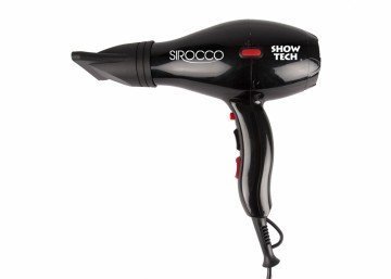 Show Tech Sirocco Hand Dryer Hair Dryer