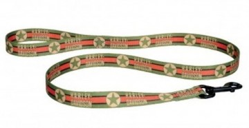 Harley-Davidson® Patterned Dog Leash VMS