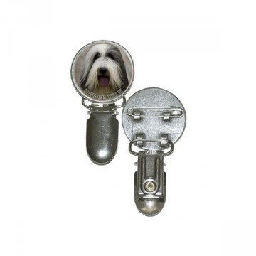 Bearded Collie nummerklype -2