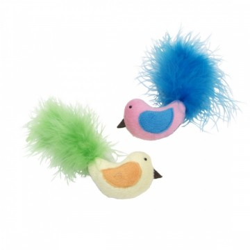 "Li´l Pals® 3"" Birds with Feathers"