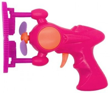 Bubble dog big bubbles electric gun